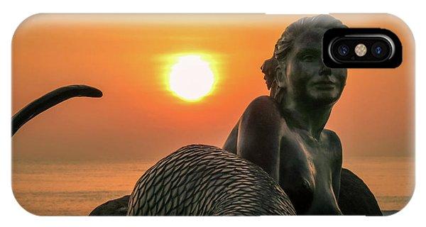 Tropical Mermaid IPhone Case