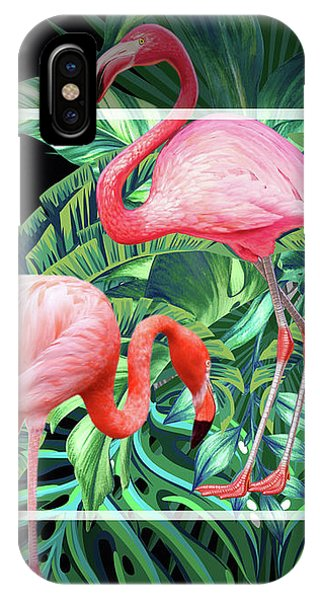 Tropical Mood  IPhone Case