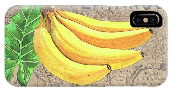 Peru iPhone Case - Tropical Palms 4 by Debbie DeWitt