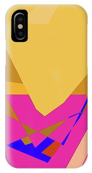 Tropical Ravine IPhone Case