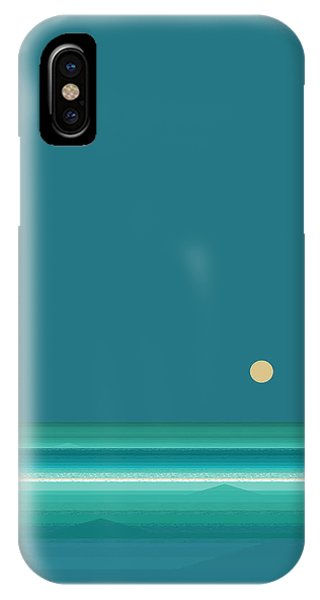 Tropical Sea IPhone Case