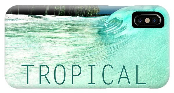 Tropical. IPhone Case