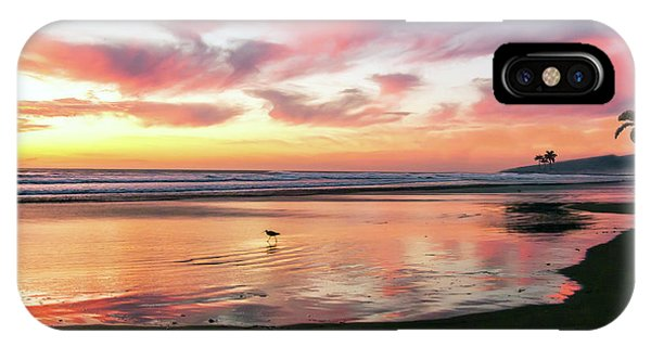 Tropical Sunset Island Bliss Seascape C8 IPhone Case
