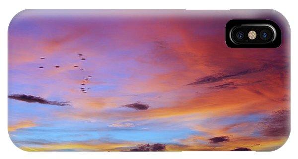 Far North Queensland iPhone Case - Tropical North Queensland Sunset Splendor  by Kerryn Madsen-Pietsch