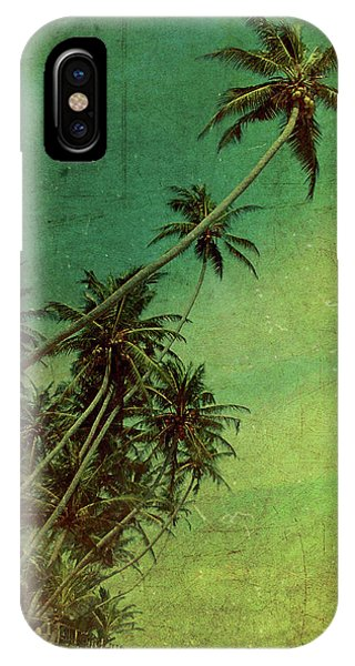 Tropical Vestige IPhone Case