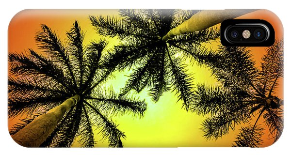 Qld iPhone Case - Tropical Vibrance by Az Jackson