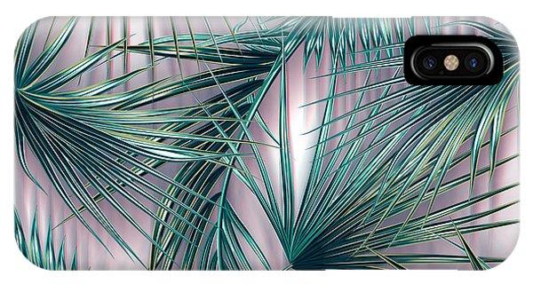 Leaf iPhone Case - Tropicana  by Mark Ashkenazi