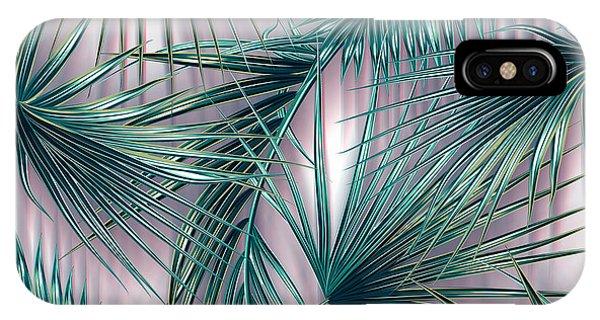 Tropical iPhone Case - Tropicana  by Mark Ashkenazi