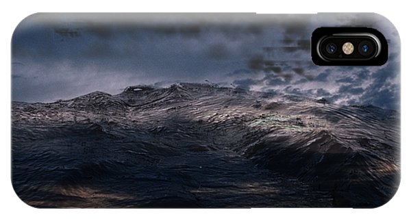 Troubled Waters IPhone Case