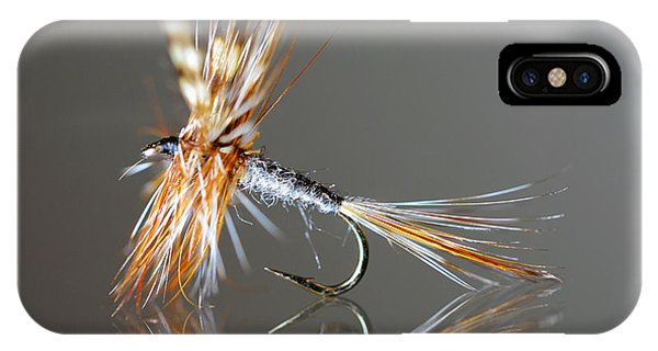Trout Fly 2 IPhone Case