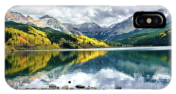 Trout Lake IPhone Case
