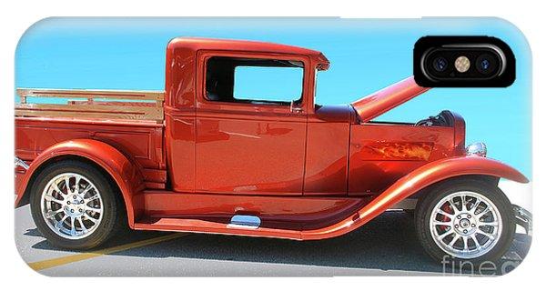 Truck #2 IPhone Case