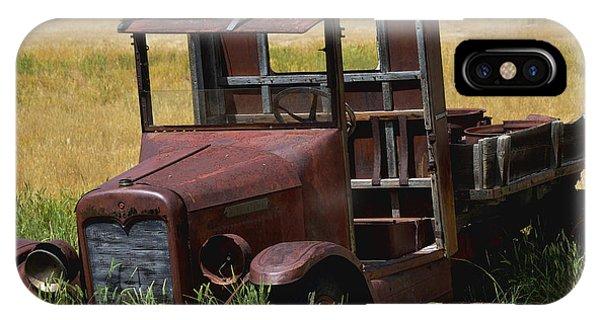 Truck Long Gone IPhone Case