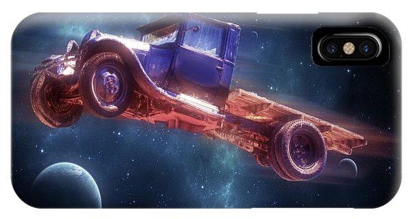Truck Trek IPhone Case