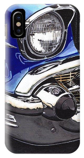 True Blue '57 IPhone Case