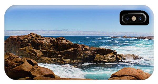 Boulder iPhone Case - True Blue Aussie Coastline by Jorgo Photography - Wall Art Gallery