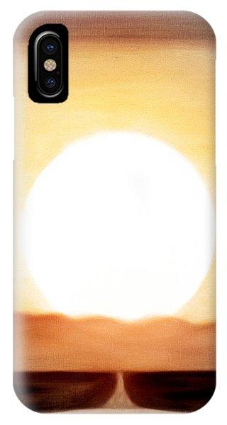 True God IPhone Case