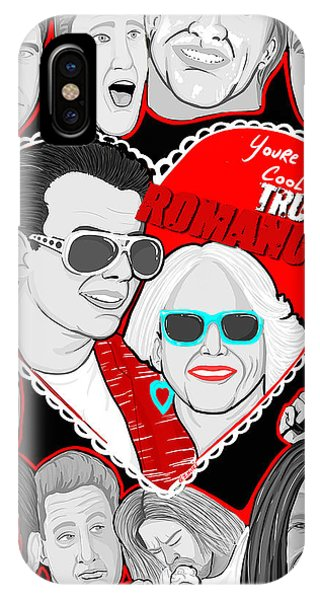 True Romance Phone Case by Gary Niles