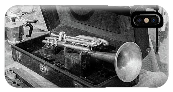 Trumpet For Sale IPhone Case