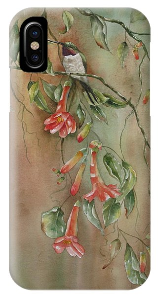 Trumpet Nectar IPhone Case