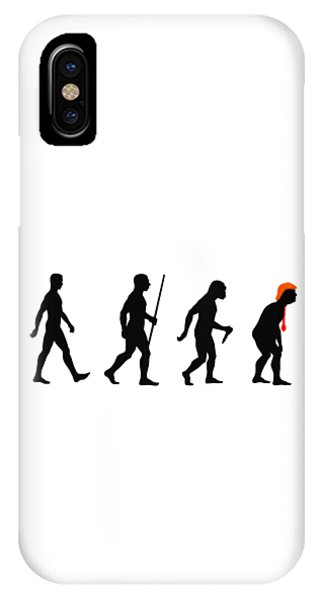 Trumplution IPhone Case