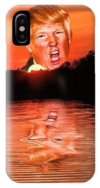 Trumpset 3 IPhone Case