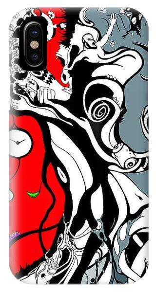 Trunk 33 IPhone Case