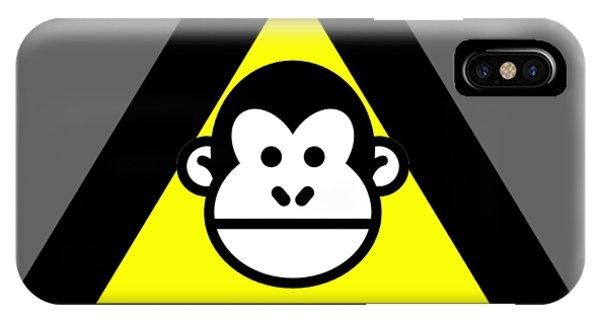 Trunk Monkey IPhone Case