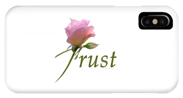 Trust IPhone Case