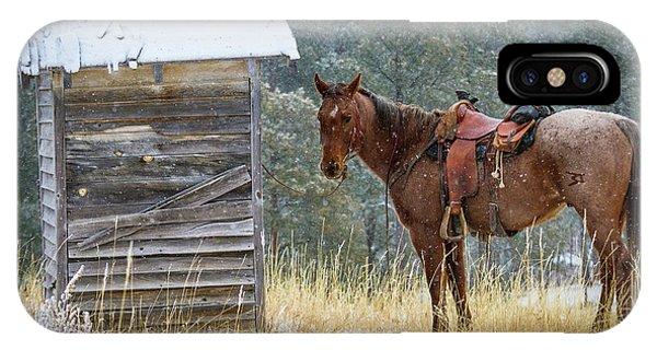Trusty Horse  IPhone Case