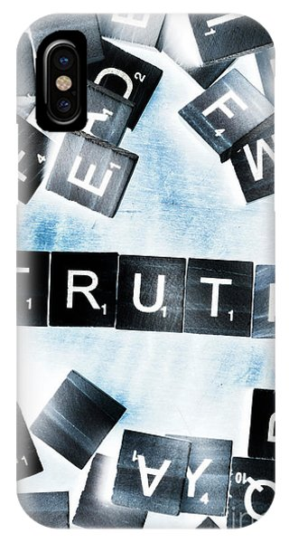 Connections iPhone Case - Truth Inverted by Jorgo Photography - Wall Art Gallery