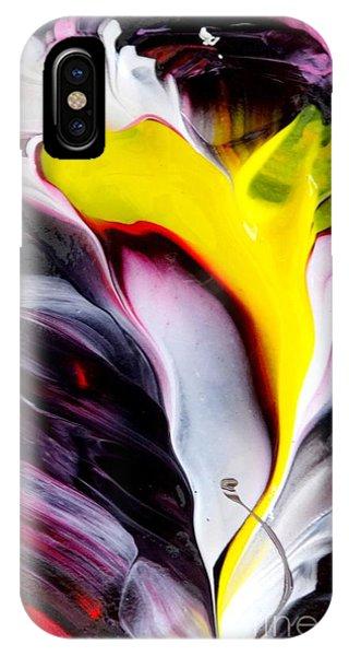 Tublar Rose IPhone Case