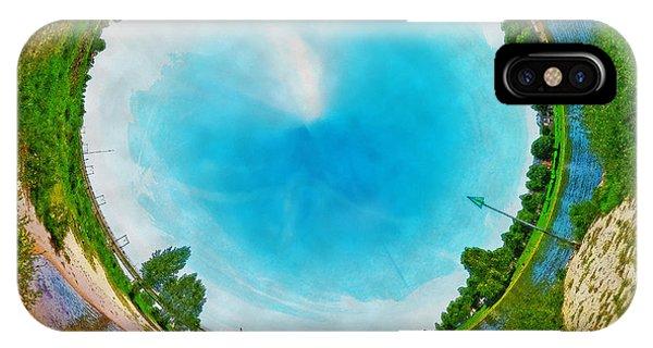 Tubular Panorama Deventer IPhone Case