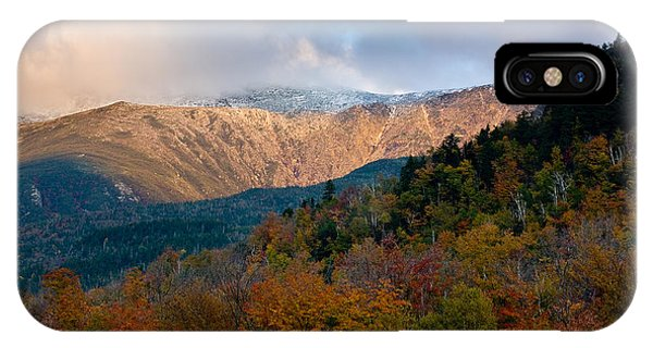 Tuckermans Ravine In Autumn IPhone Case
