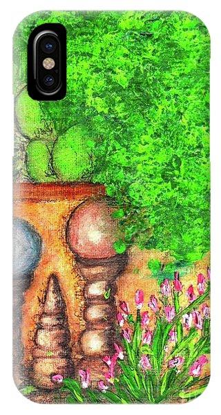 Tucson Garden IPhone Case