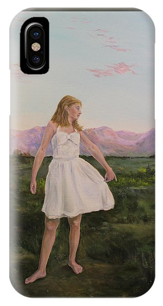 Tuesday's Child IPhone Case
