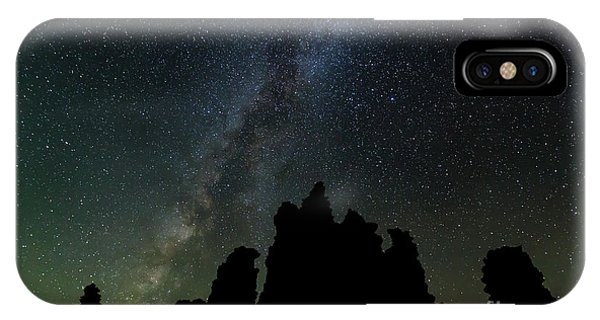 Tufa Nights IPhone Case