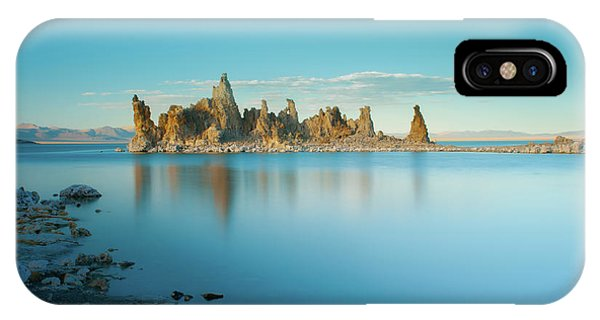 Tufas In The Fall IPhone Case