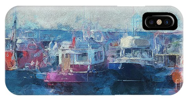 Tugs Together  IPhone Case