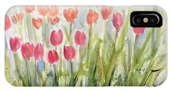 Tulip Abunda IPhone Case