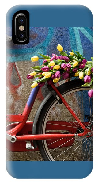 Tulip Bike IPhone Case