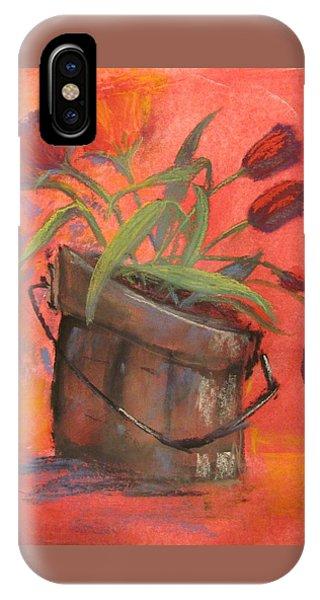 Tulip Bucket IPhone Case