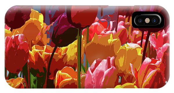 Tulip Confusion IPhone Case