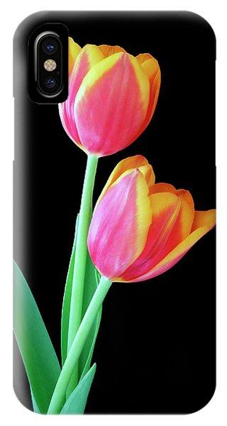 Tulip Duo IPhone Case