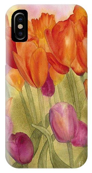 Tulip Glory IPhone Case