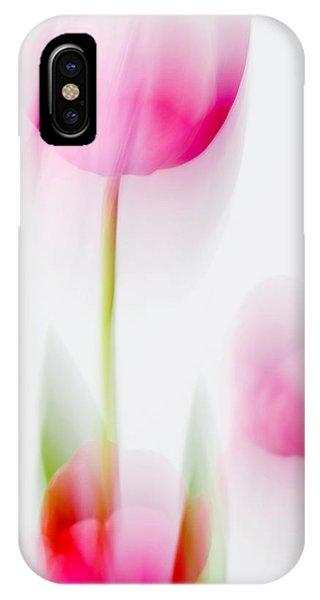Tulip Impressions  IPhone Case