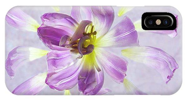 Tulip Patterns  IPhone Case