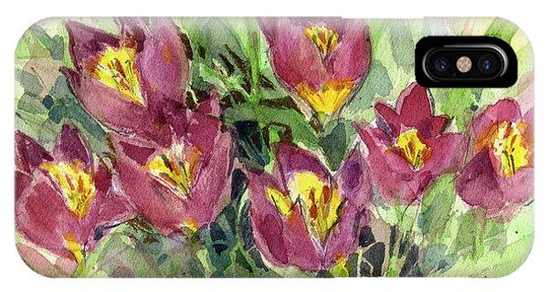 Tulipa IPhone Case