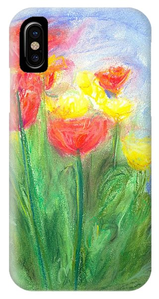 iPhone Case - Tulips by Christine Jepsen