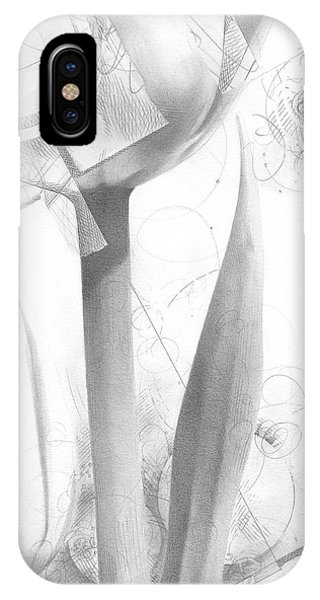 Tulips No. 2 IPhone Case